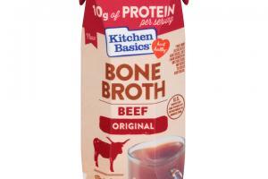 ORIGINAL BEEF BONE BROTH
