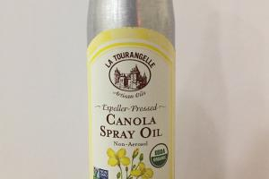 Organic Canola Spray Oil