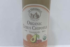 ORGANIC CITRUS CHIPOTLE VINAIGRETTE