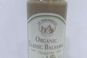 ORGANIC CLASSIC BALSAMIC VINAIGRETTE