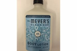 RAIN WATER SCENT BODY LOTION