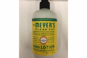 HAND LOTION, HONEYSUCKLE SCENT