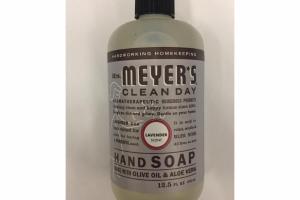 HAND SOAP, LAVENDER SCENT