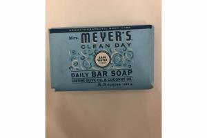 AROMATHERAPEUTIC BODY CARE DAILY BAR SOAP, RAIN WATER SCENT