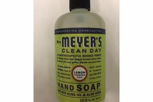 HAND SOAP, LEMON VERBENA SCENT