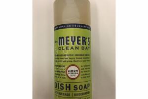DISH SOAP, LEMON VERBENA SCENT