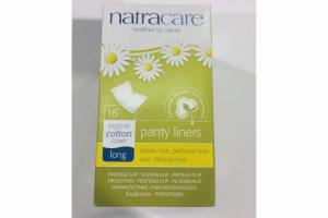 LONG PANTY LINERS ORGANIC COTTON COVER