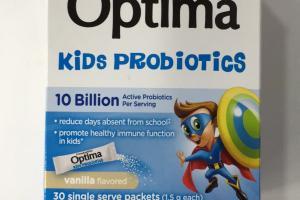 Optima Kids Probiotic Supplement