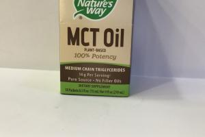 1005 Potency Mct Oil Dietary Supplement