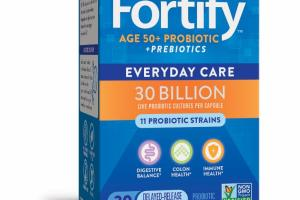 EVERYDAY CARE 30 BILLION 11 PROBIOTIC STRAINS PROBIOTIC SUPPLEMENT DELAYED-RELEASE VEG. CAPSULES