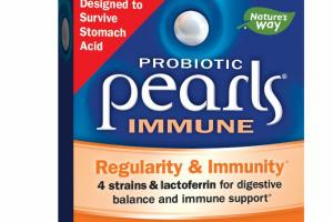 REGULARITY & IMMUNITY BALANCE AND IMMUNE SUPPORT PROBIOTIC SUPPLEMENT SOFTGELS