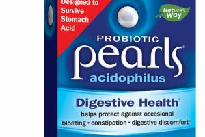 DIGESTIVE HEALTH PROBIOTIC SUPPLEMENT SOFTGELS