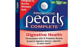 COMPLETE DIGESTIVE HEALTH PROBIOTIC SUPPLEMENT SOFTGELS