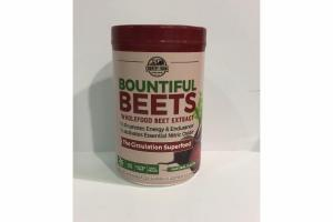 BOUNTIFUL BEETS WHOLEFOOD BEET EXTRACT DIETARY SUPPLEMENT