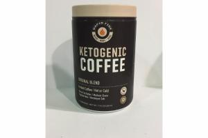 ORIGINAL BLEND INSTANT COFFEE / HOT OR COLD KETOGENIC COFFEE