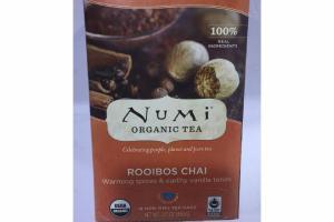 ROOIBOS CHAI ORGANIC TEA