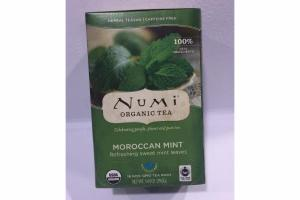 MOROCCAN MINT ORGANIC TEA