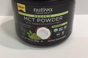 Organic Mct Powder Dietary Supplement