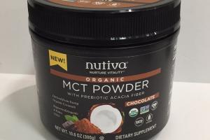 Organic Mct Powder Dietary Supplement