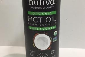 Organic Mct Oil Dietary Supplement