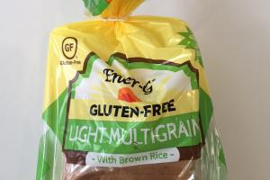 Light Multigrain With Brown Rice Bread