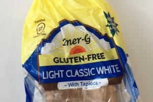 Light Classic White Bread With Tapioca