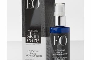 AGELESS SKIN CARE HYDRATING FACE MOISTURIZER WITH SNOW ALGAE & TSUBAKI