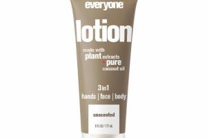 3 IN 1 LOTION, UNSCENTED