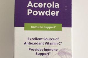 Acerola Powder Dietary Supplement