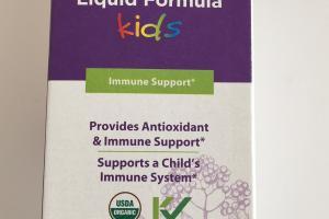 Elderberry+ Liquid Formula Kids Immune Support Dietary Supplement