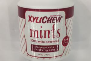 100% Xylitol Sweetened Mints