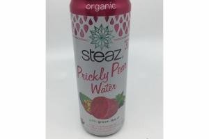 ORGANIC PRICKLY PEAR WATER WITH GREEN TEA
