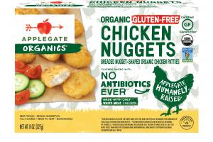 ORGANIC CHICKEN NUGGETS