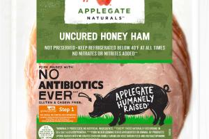 UNCURED HONEY HAM