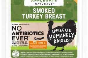 SMOKED TURKEY BREAST