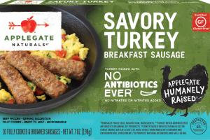 SAVORY TURKEY BREAKFAST SAUSAGE