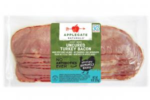 HICKORY SMOKED UNCURED TURKEY BACON
