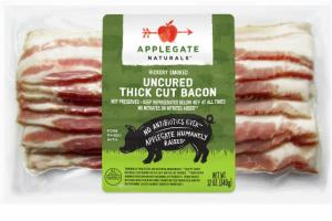 HICKORY SMOKED UNCURED THICK CUT BACON