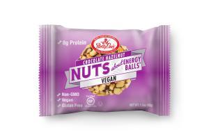 CHOCOLATE HAZELNUT NUTS ABOUT ENERGY BALLS