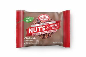 CACAO, COFFEE & PUMPKIN SEEDS NUTS ENERGY BALLS