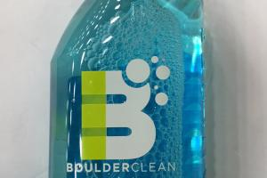 Seriously Sparkling Natural Glass + Surface Cleaner, Herbal Peppermint