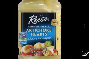 Tender Small Artichoke Hearts