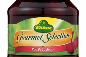 GOURMET SELECTION RED BABY BEETS