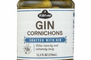 CORNICHONS GIN