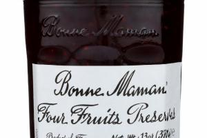 FOUR FRUITS PRESERVES