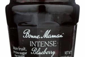 BLUEBERRY INTENSE FRUIT SPREAD