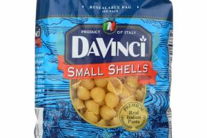 ENRICHED MACARONI PRODUCT, 100% DURUM WHEAT SEMOLINA SMALL SHELLS
