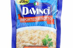 RISOTTO WITH FOUR CHEESES