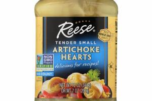 TENDER SMALL ARTICHOKE HEARTS