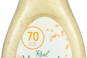 HONEY MUSTARD REAL YOGURT SALAD DRESSING